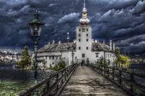 Schloss Ort Gmunden HDR von Harald Dotter