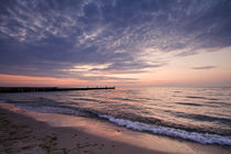 Abends an der Ostsee by Rico Ködder