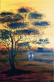 Afrika von Maria Arato Magri