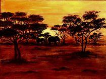 Afrika by Maria Arato Magri