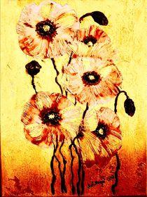 Mohnblumen von Maria Arato Magri