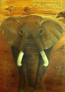 Elefant von Maria Arato Magri