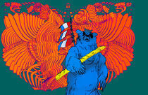 El oso by Siete Gatos Locos