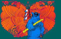 El oso von Siete Gatos Locos