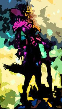 Brave knight Pepa von Siete Gatos Locos