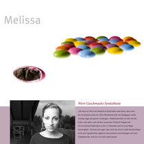 Wort-Geschmacks-Synästhesie by Anna Katharina Rowedder
