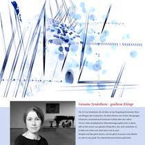 Genuine Synästhesie - gesehene Klänge by Anna Katharina Rowedder
