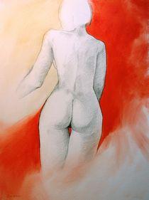 Rückenakt von Olga David
