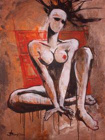 Leinwandformat von Olga David