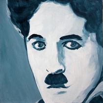 Chaplin Charles by Olga David
