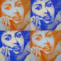Cinema - Sophia Loren by Olga David