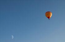 Mond in Sicht! by opaho