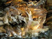 Drei Gesichter by INGRID HECHT