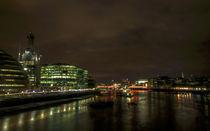 London bei Nacht von Robert Schulz