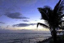 Sonnenaufgang am Golf von Mexico
