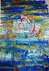 Umarmung by Elmo Hopp