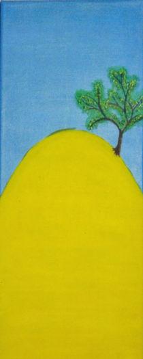 Hoch oben by Hildegard Fatahtouii