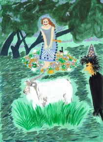 Vroni und die Habergaß by Hildegard Fatahtouii