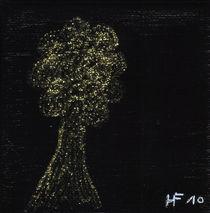 Goldener Baum by Hildegard Fatahtouii