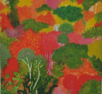 Indian Summer by Hildegard Fatahtouii