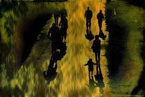 die spaziergänger von Katharina Kabara
