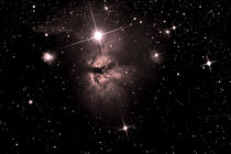Flammen Nebel im Sternbild Orion von monarch