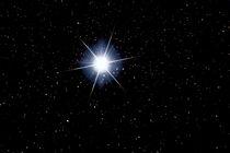 Stern Sirius - Star Sirius  von monarch