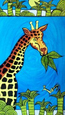Giraffe von kharina plöger