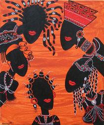Look Afrika von kharina plöger