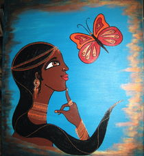 Indian Woman by kharina plöger