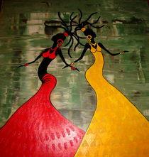 Rasta Woman von kharina plöger