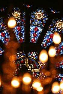 Kirchenfenster von Norbert Fenske