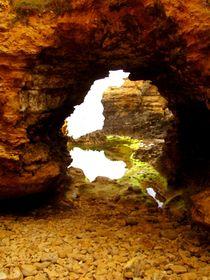 Höhlenzauber an der Küste Australiens, Great Ocean Road von mellieha