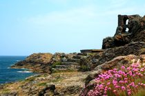 Traumhafte bretonische Küste in Frankreich by mellieha