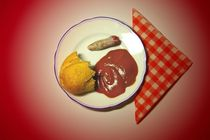 DECENT MEAL von photofiction
