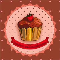 Chocolate cupcake von Paola  Brunelli