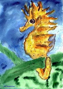 Seepferdchen von artandsoul