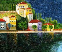 Mittelmeer Dorf von anel