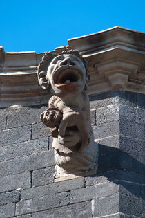 Gargoyle on Tenerife von safaribears