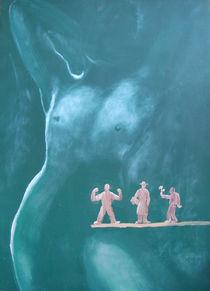 Der Drang zur Aufwartung by Jens König