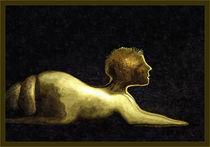 Schneckensphinx  by Diana vonBohlen