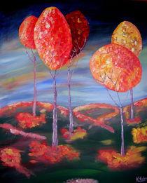 Bäume im Herbst von klaus eder