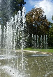 Springbrunnen von Beatrice Mock
