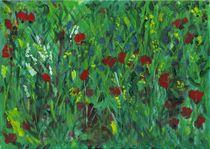 Blumenwiese von manfred richter