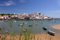 Ferragudo an der Algarve von rheo