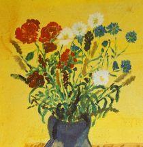 Strauss aus Wildblumen von manfred richter