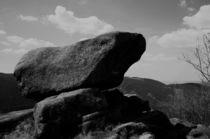 Dicker Stein von rheo