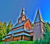 Stabkirche Hahnenklee von rheo