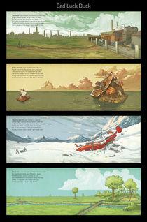 Bad Luck Duck von Christian Hayungs