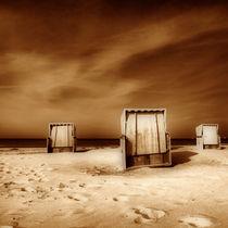 Sepia Beach von fotodehro